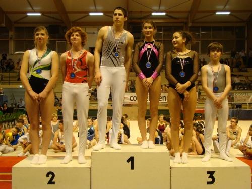 Podium Junior