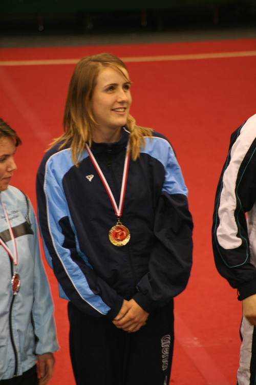 Camille Championne de France Zone Nord
