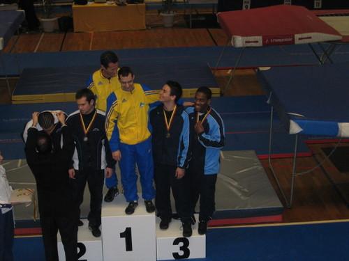 Championnat de Zone IDF- 4,5 mars 2006