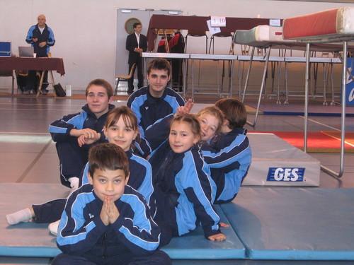 Championnats IDF Ouest