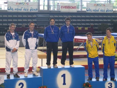 Championnats de France 2005