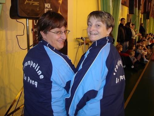 Colette et Susan