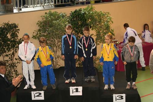 Cléo Championne Ile de France